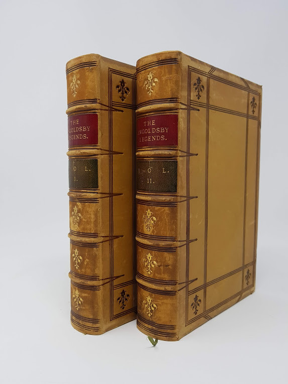 The Ingoldsby Legends, or Mirth and Marvels - In 2 Volumes, Annotated Edition, by Thomas Ingoldsby Esq. (R.H. Dalton Barham)