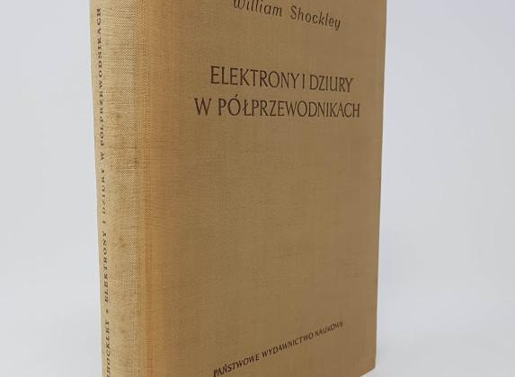 Elektrony I Dziury W Pólprezewodnikach (Electrons and Holes in Semiconductors) by William Shockley