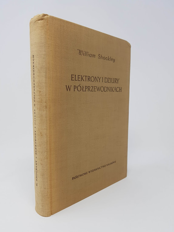 Elektrony I Dziury W Pólprezewodnikach (Electrons and Holes in Semiconductors) by William Shockley