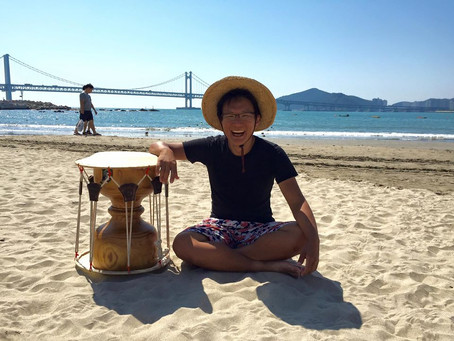チャンゴウォーク2015 Part9 釜山~金海へ