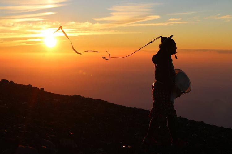 2016富士山頂
