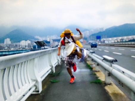 チャンゴウォーク2015 Part10 金海~密陽~清道