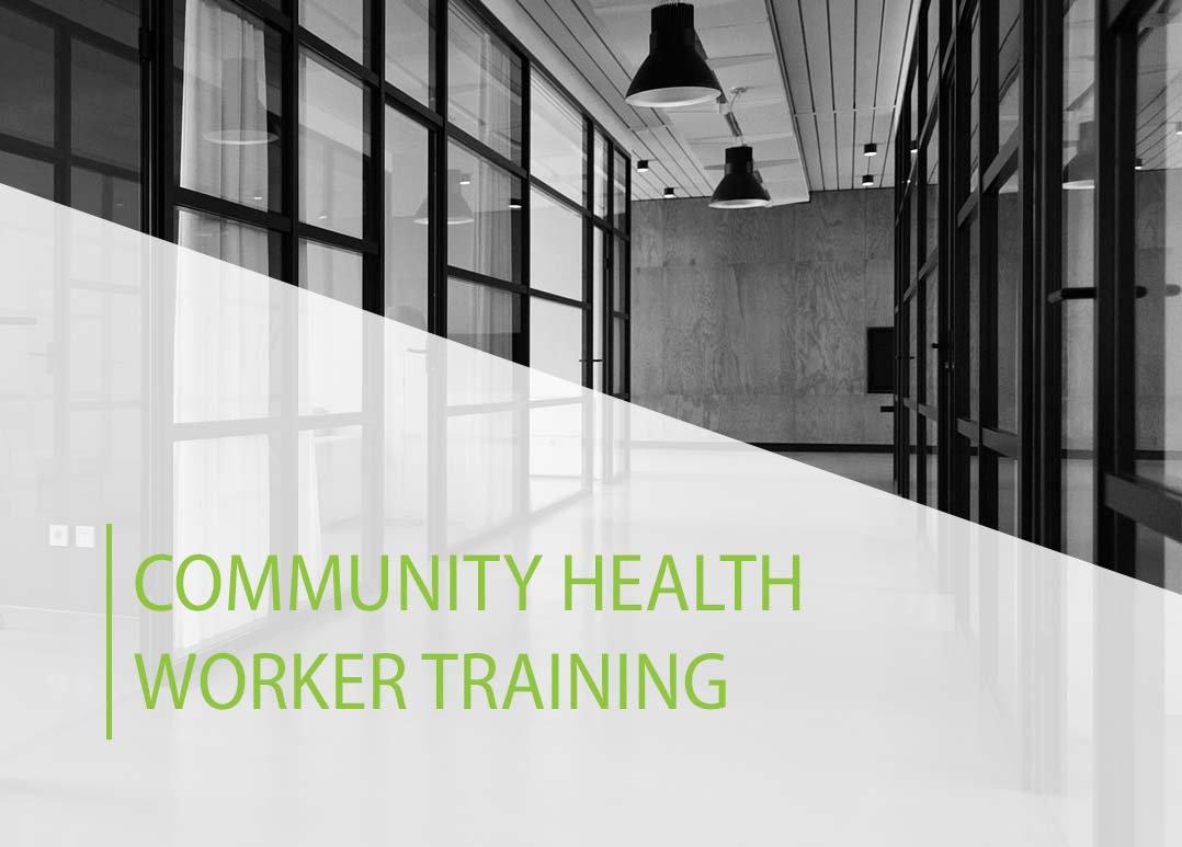 Community Health Worker Training