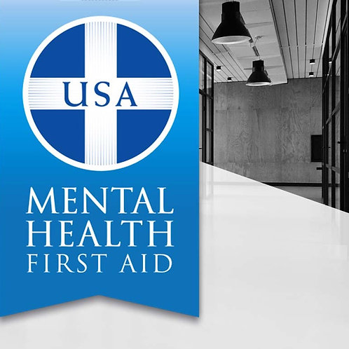 TEST - MENTAL HEALTH FIRST AID