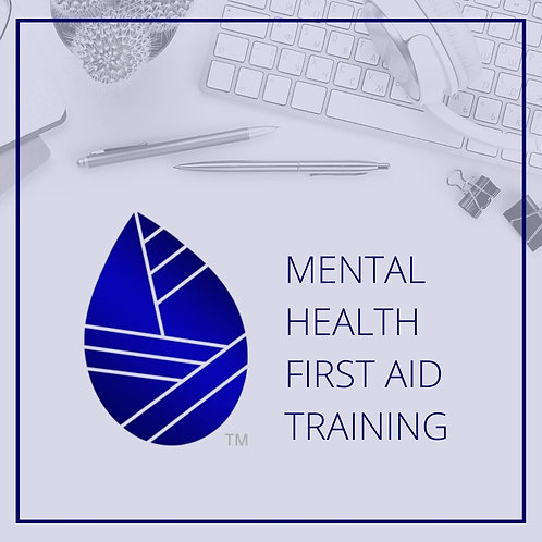 Mental Health First Aid  | Training Program