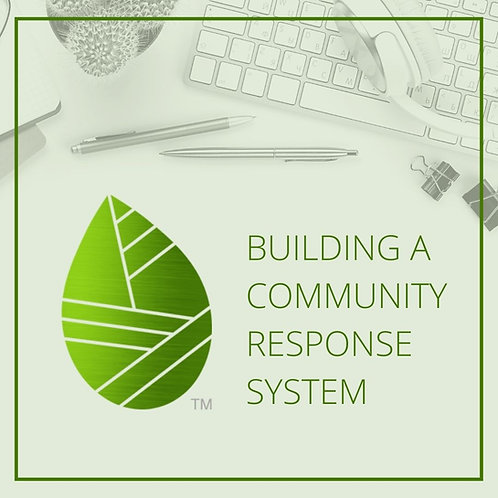 Private - Building a Community Response System