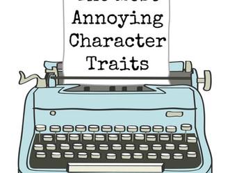 Cringy Character Tropes