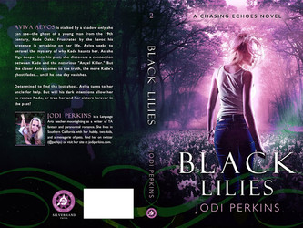 Cover Reveal: Black Lilies