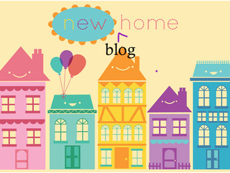 New Blog Home