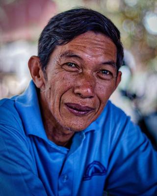 Portrait - Cambodia