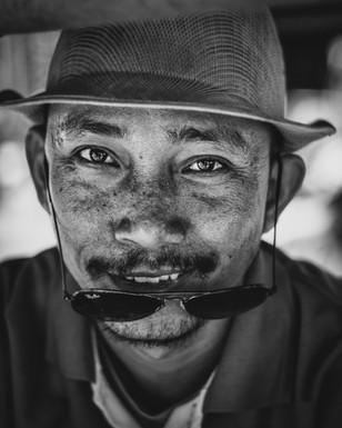 Portrait - Phnom Penh