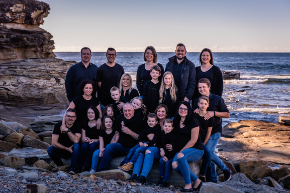 Family Shoot - Terrigal NSW