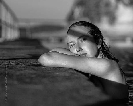 Swimmer - Pearl Beach