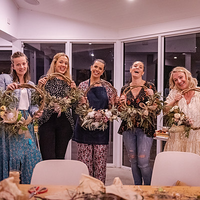 Posy Project - Wreath Workshop