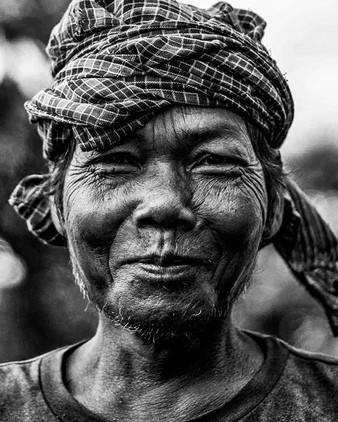 Palm Sugar Farmer - Cambodia