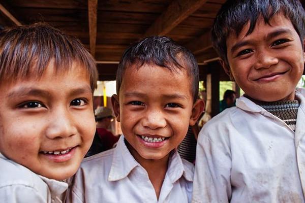 Best Mates - Cambodia