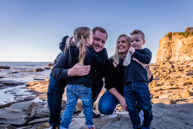 Family Shoot - Terrigal NSW