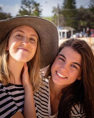 Friends Photo Shoot - Terrigal, Australia