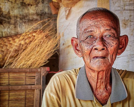 Village Elder - Cambodia