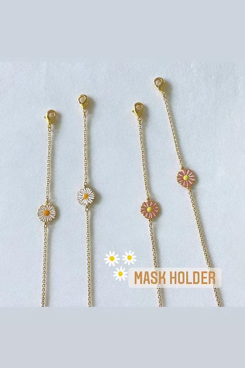 Mask Holder - Daisy