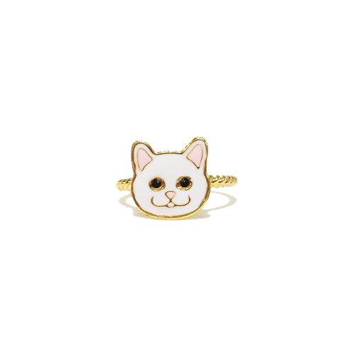 Gubjung & Friends - Persian Cat (แหวนแมวเปอร์เซีย)