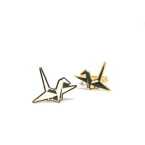 Origami Crane Earring Paper Jewellery Origami Crane Bird | Etsy | 480x480