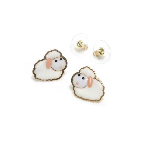 Dream Sheep Earring