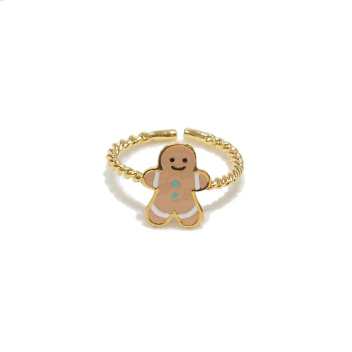 Gingerbread Ring