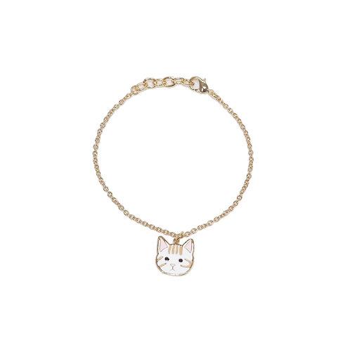 Gubjung & Friends - Kitten Bracelet (ข้อมือจี้แมว)