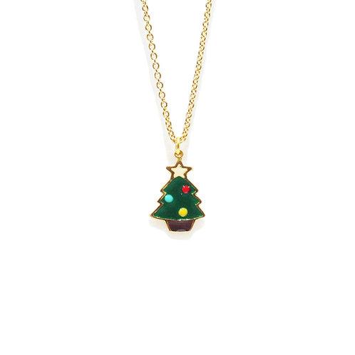 X'Mas Tree Necklace