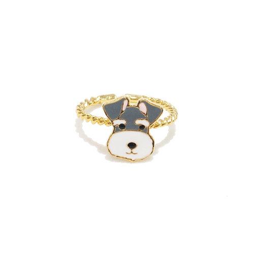 Gubjung & Friends - Schnauzer Ring