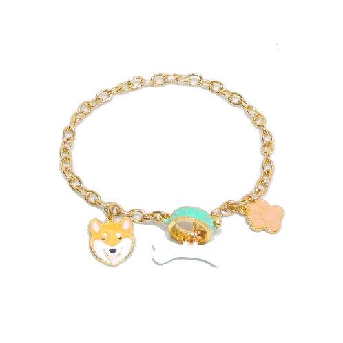 Gubjung & Friends Shiba bracelet (เซทข้อมือชิบะ)