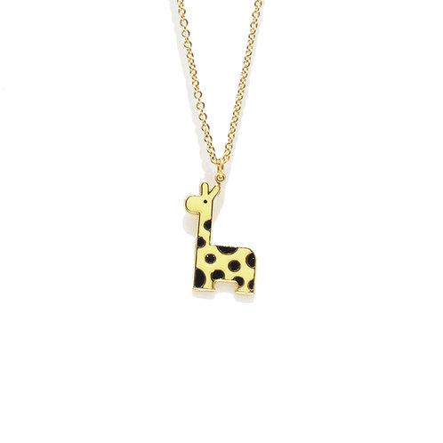 Giraffe Necklace (สร้อยคอ ยีราฟ)