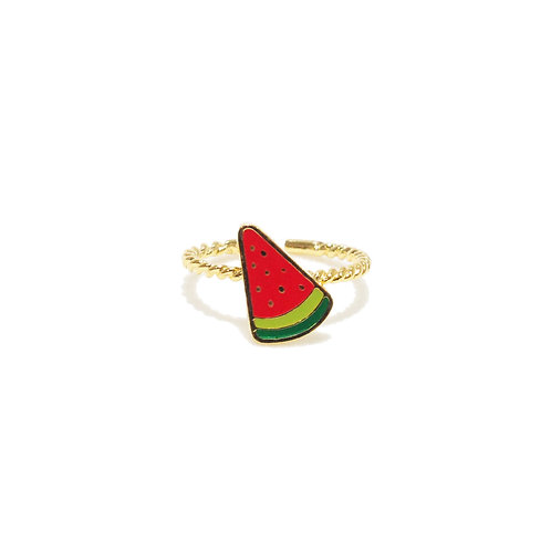 Summer Set - Watermelon Ring