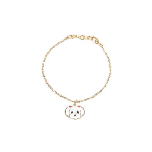 Gubjung & Friends - Maltese Bracelet (ข้อมือมอลทีส)