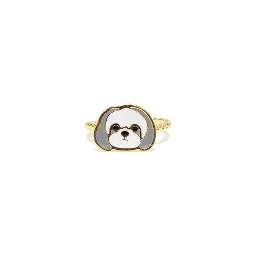 Gubjung & Friends - Shih Tzu Ring (แหวนชิสุ)
