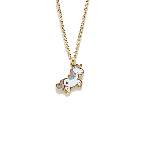 Unicorn and Fairy Tale - Unicorn Necklace