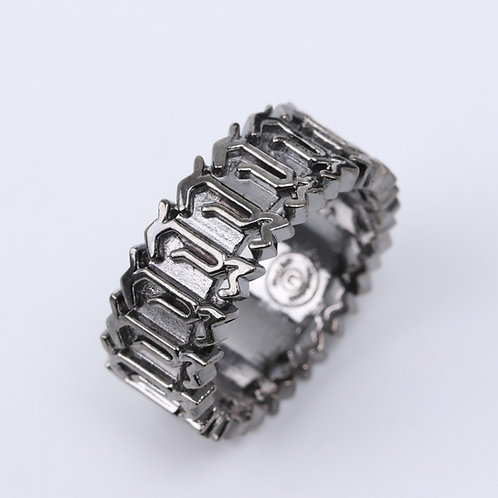Thai-POGRAPHY Ring ฐ (Th)