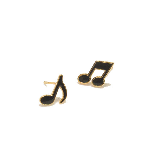 Musical Note earring