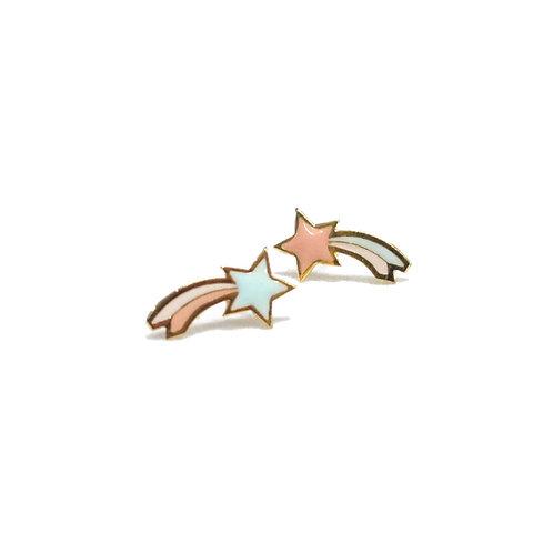 Starlet Earring (ต่างหูดาวตกใหญ่)