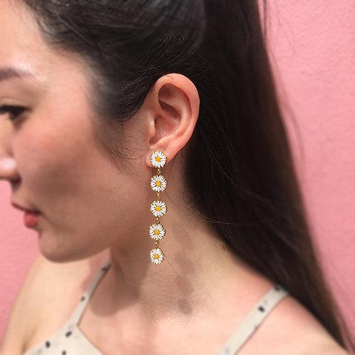 Long Earring - Daisy (ต่างหูเดซี่ยาว)