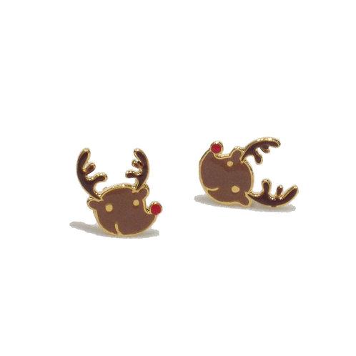 Reindeer Earring