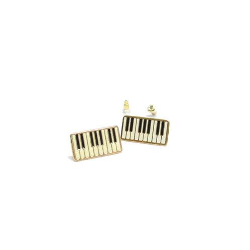 Piano earring