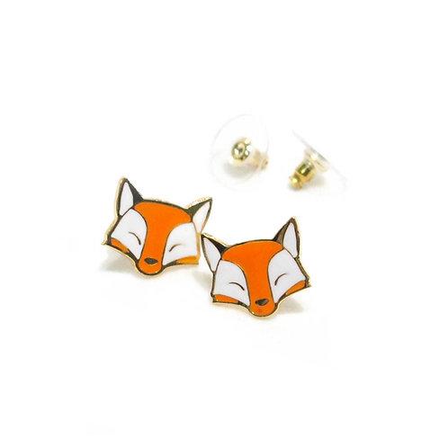 Farm Fox Earring (ต่างหูจิ้งจอก)