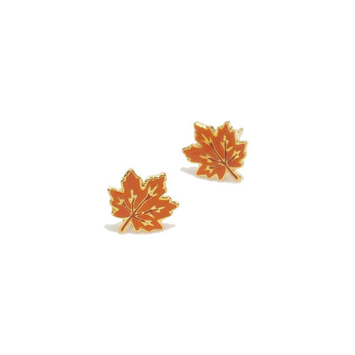 Maple earring (ต่างหูใบเมเปิ้ล)