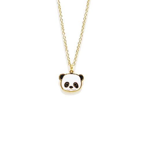 Baby Panda Necklace