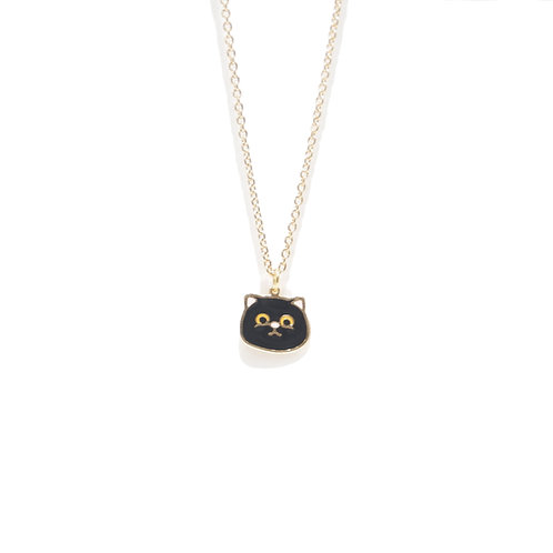 Gubjung & Friends - Fat Cat Necklace
