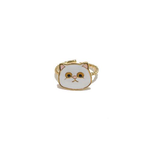 Gubjung & Friends - Fat Cat Ring
