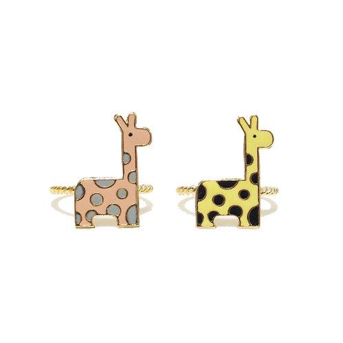 Giraffe Ring (แหวนยีราฟ)