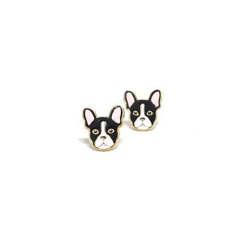 Gubjung & Friends Bulldog earring (ต่างหูบลูด็อก)